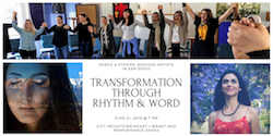 Songs and Stories: Transformation through Rhythm & Word