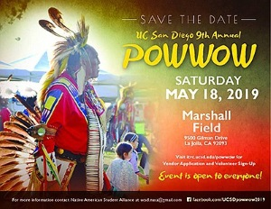 UC San Diego 9th Annual Powwow